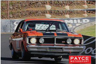 Sydney Group N Festival of Sporting Cars : Group N  Report