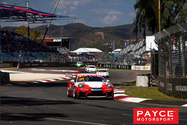 Brian Boyd, PAYCE Apartments - 2019 Porsche PAYCE Carrera Cup at the Superloop Adelaide
