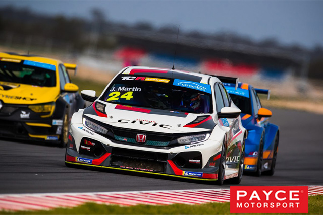 Brian Boyd, Sydney Developer - TCR Series 2019 - Round 3 - The Bend