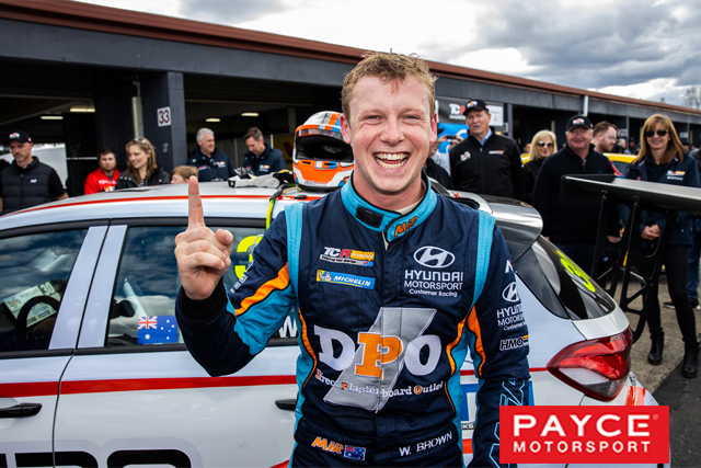 Brian Boyd, Sydney Apartments  - TCR 2019 - Round 6 - Sandown Raceway