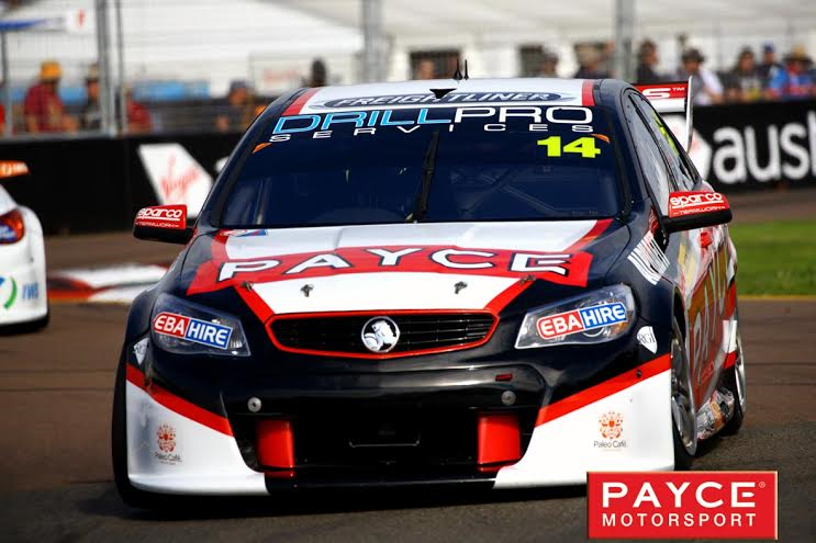 PAYCE drivers produce mixed results at Townsville 2016
