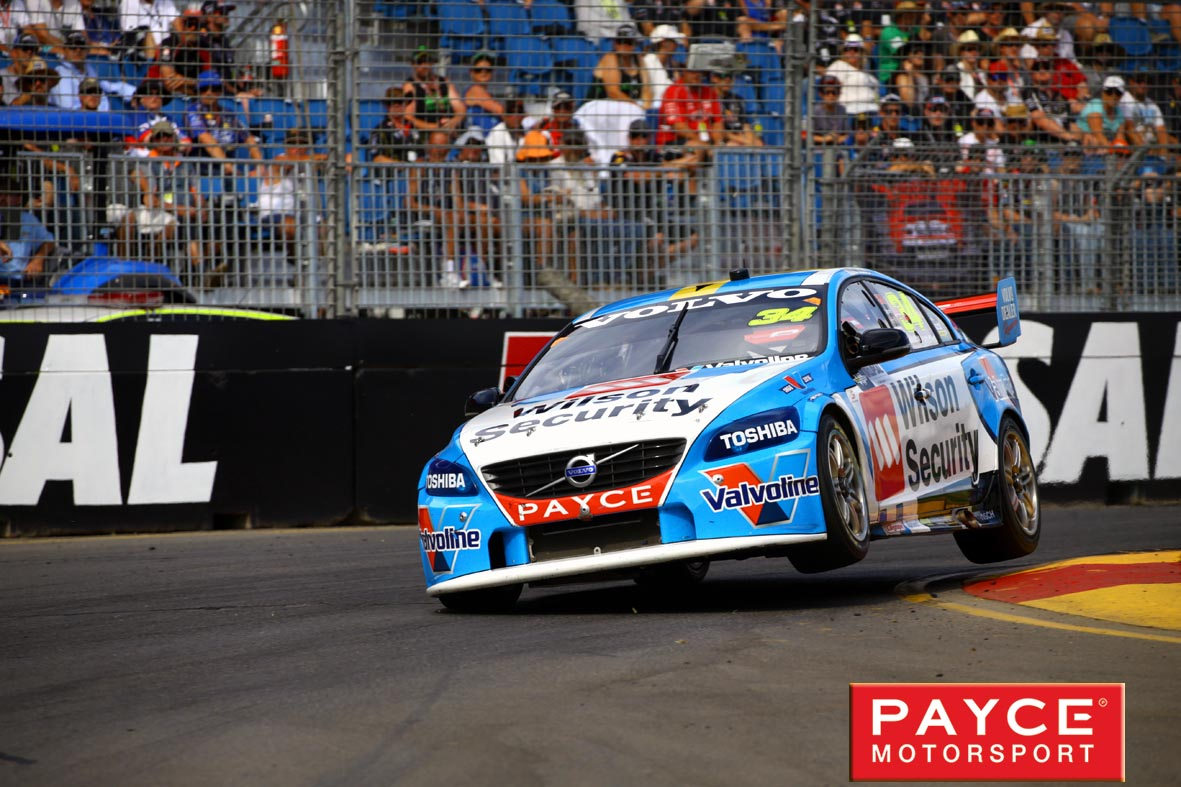 Australian Clipsal 500 from Adelaide – Team PAYCE Preview