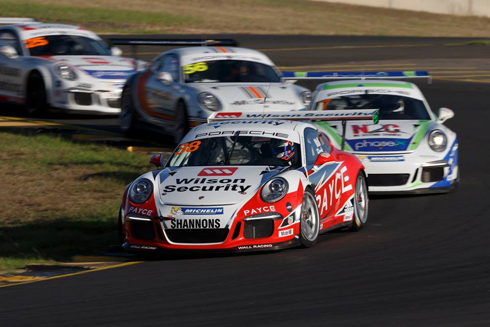 Rennsport - Eastern Creek - Porsche Carrera Cup Challenge - Wrap up Report