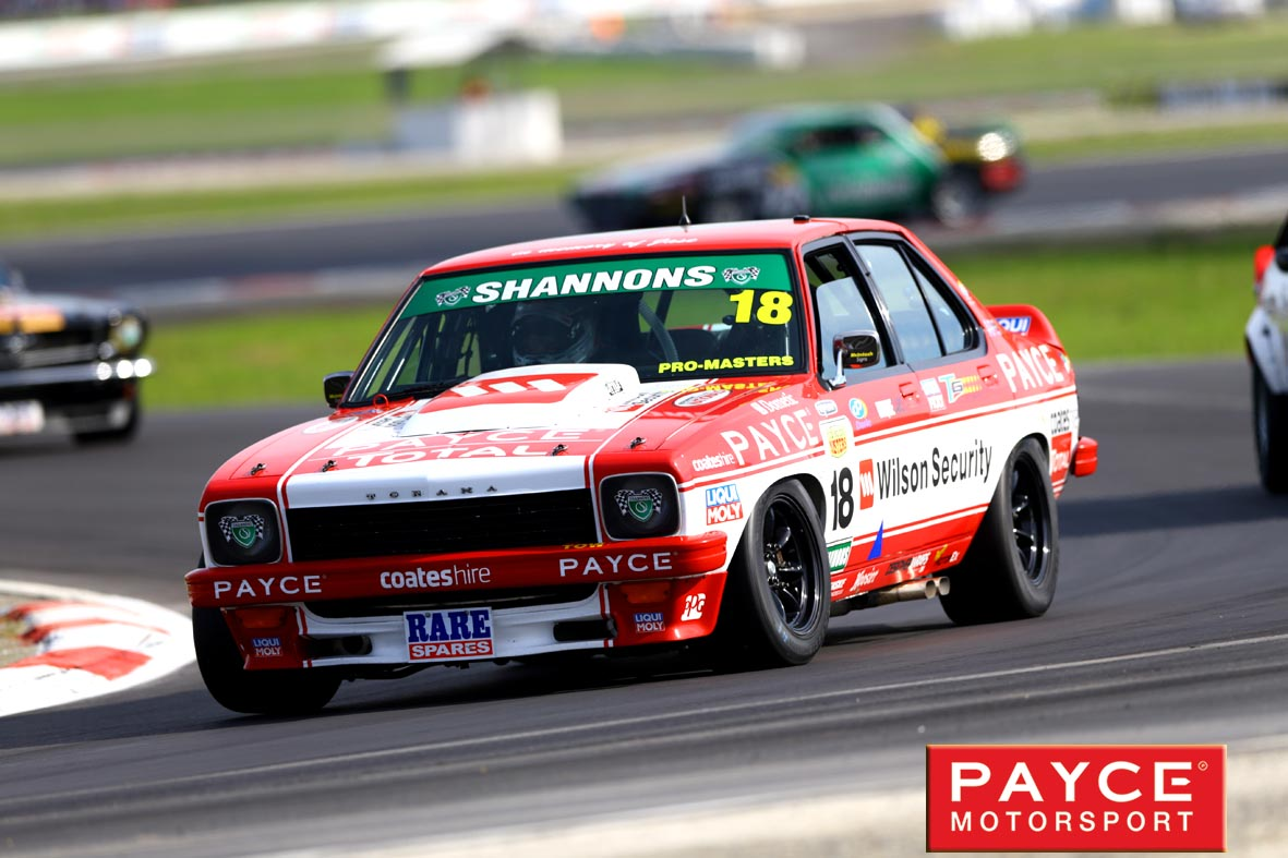 Woodstock - Winton Supersprint - Wrap up Report