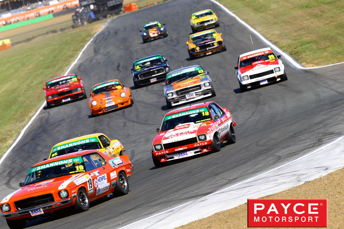 Ipswich shows promise for Team PAYCE