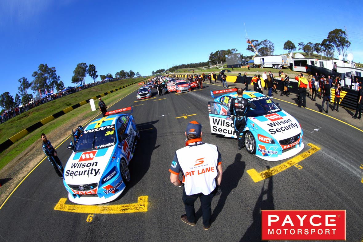 Team PAYCE takes many positives from Sydney round