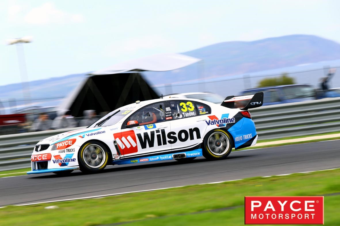 GRM banks its first Supercars podium of season