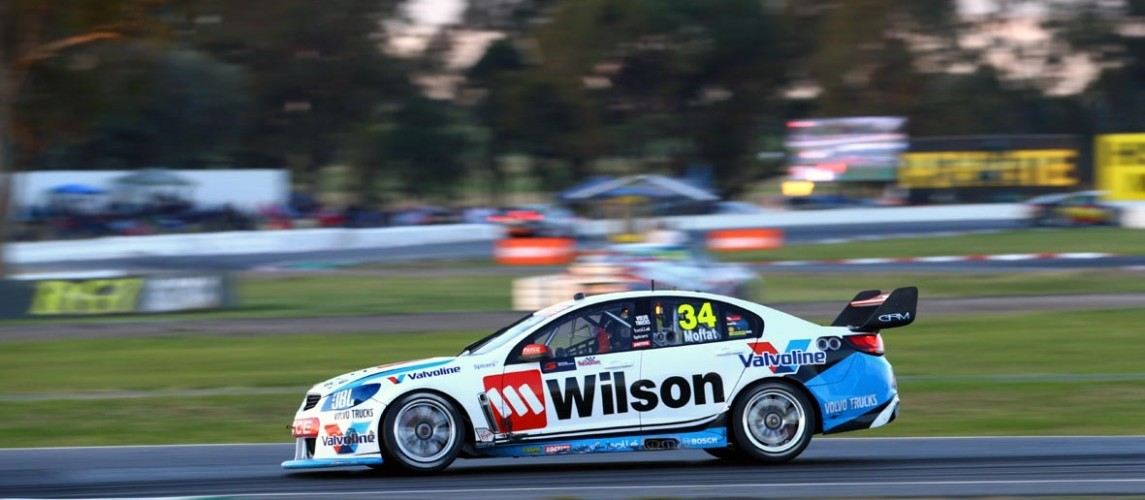 Team PAYCE out in force at Winton