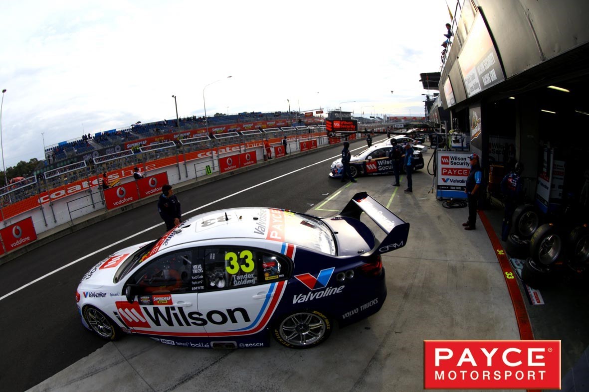 Team PAYCE ready for Bathurst challenge