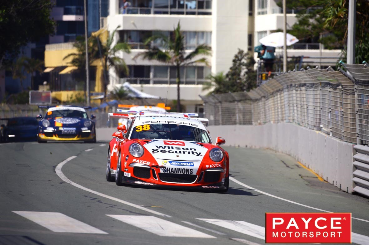Gold Coast delivers roller coaster drama and Carrera Cup title to David Wall