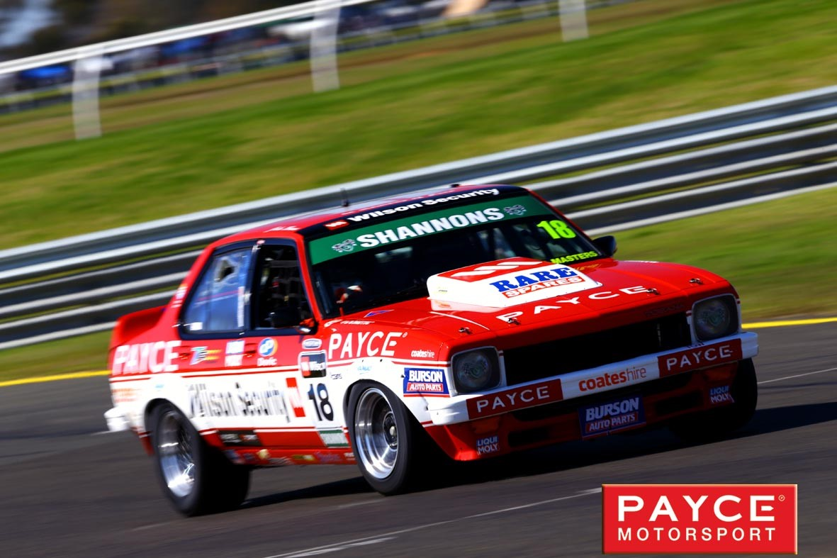 Sandown 500 'retro' round full of memories and great racing