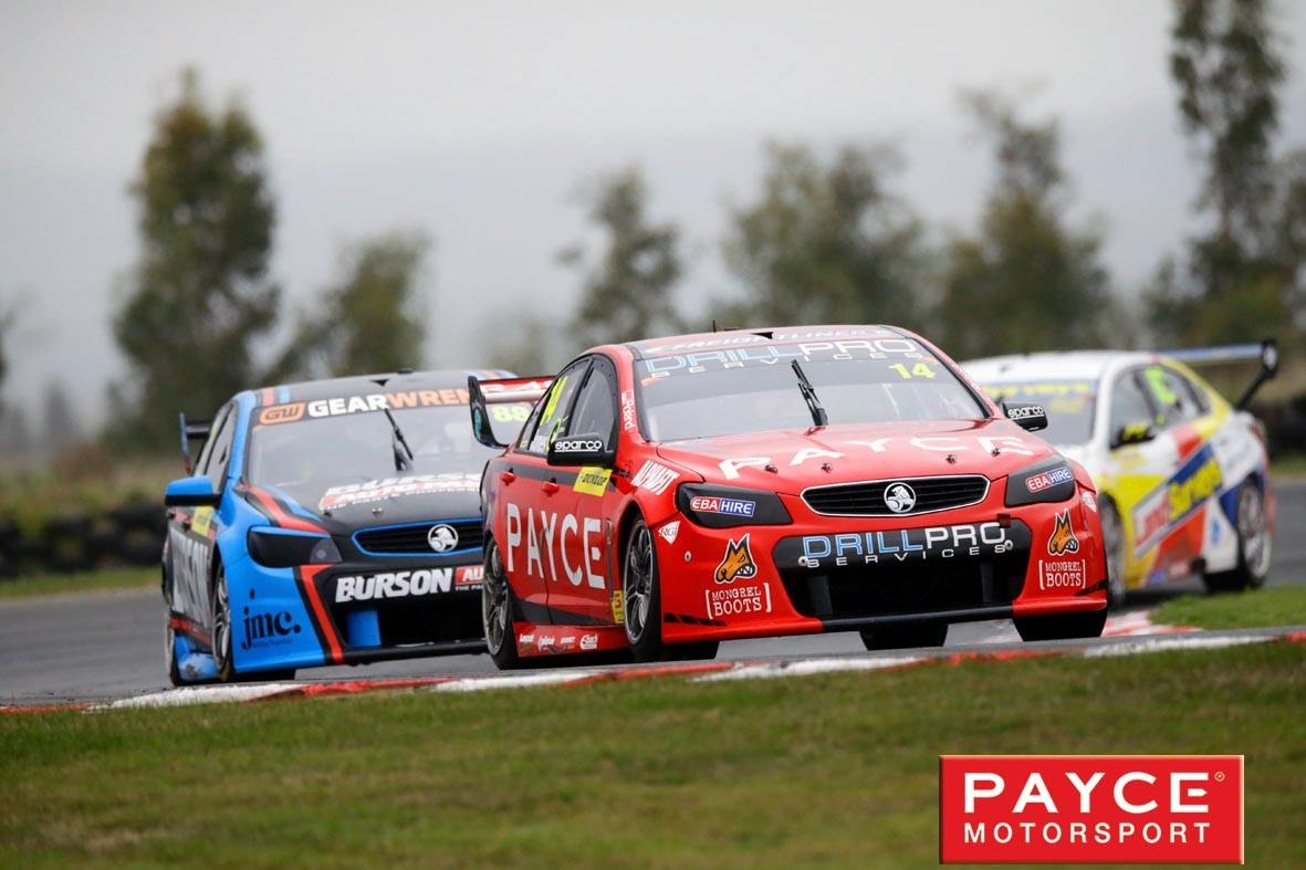 Tassie rounds deliver exciting racing and good results for Team PAYCE
