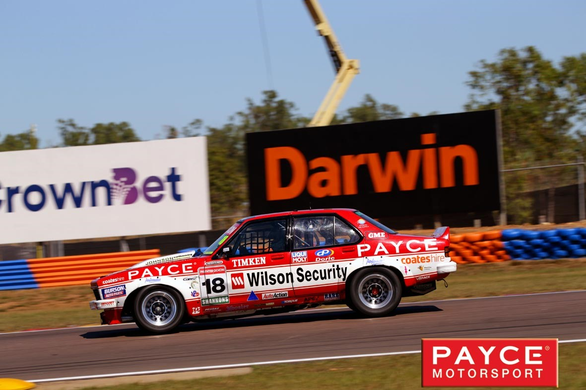 Action-packed battles and great recoveries feature in Darwin