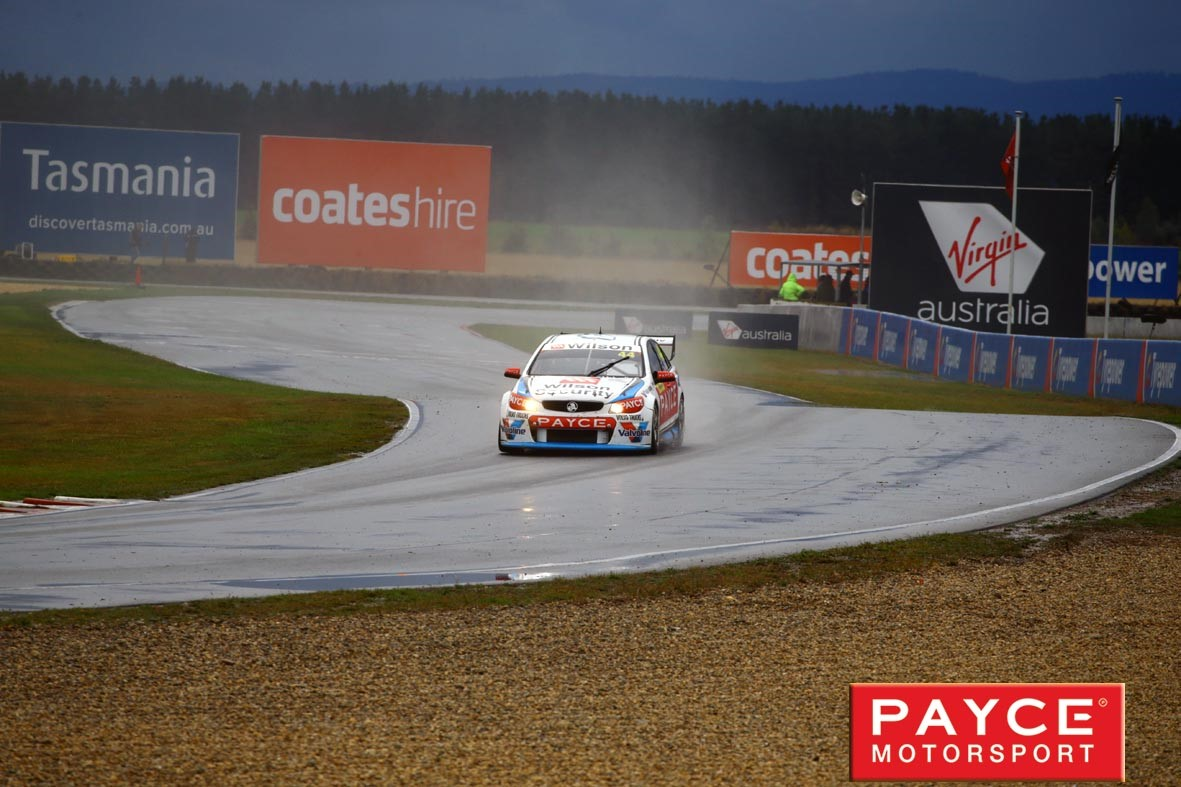 Tasmania Symmons Plains Super Sprint - Tasmania - Wrap up Report