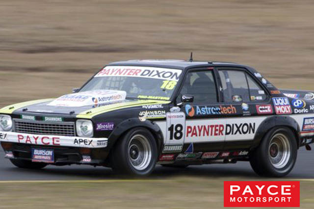 Brian Boyd, Sydney Apartment Developer - Touring Car Masters 2019 - Round 5 - Sydney Motorsport Park