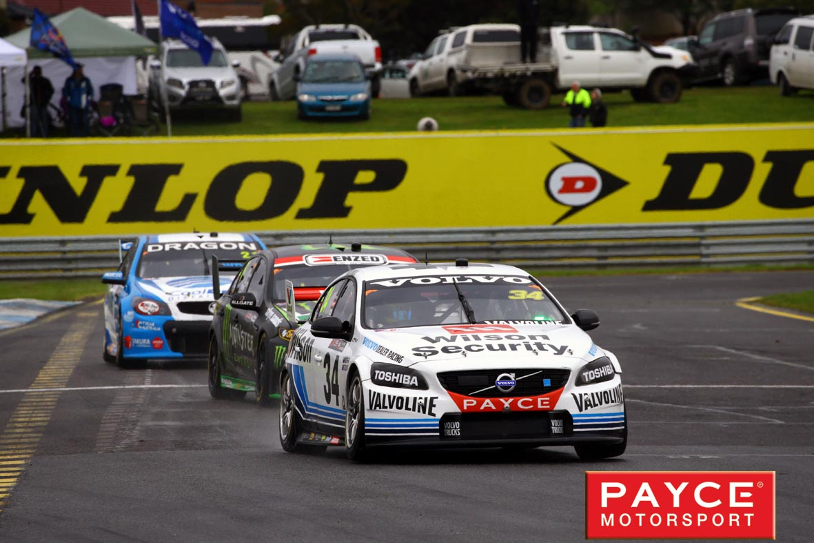 PAYCE drivers at the Sandown 500 Race Meeting 2016