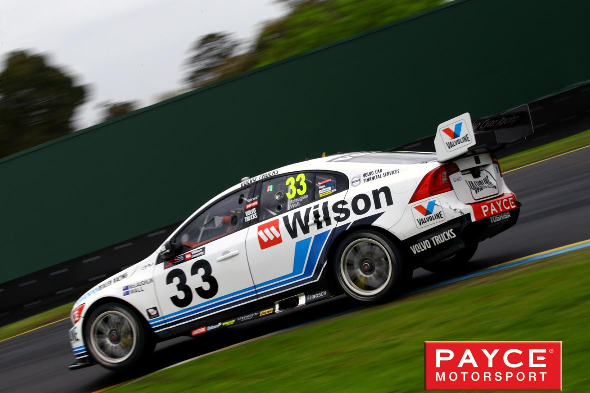 PAYCE drivers at the Supercheap Auto Bathurst 1000