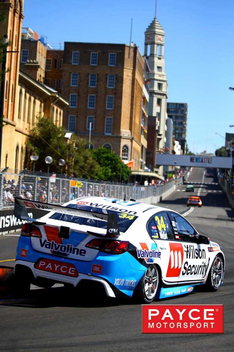 Newcastle Turns On A Thriller Finale Payce Motorsport