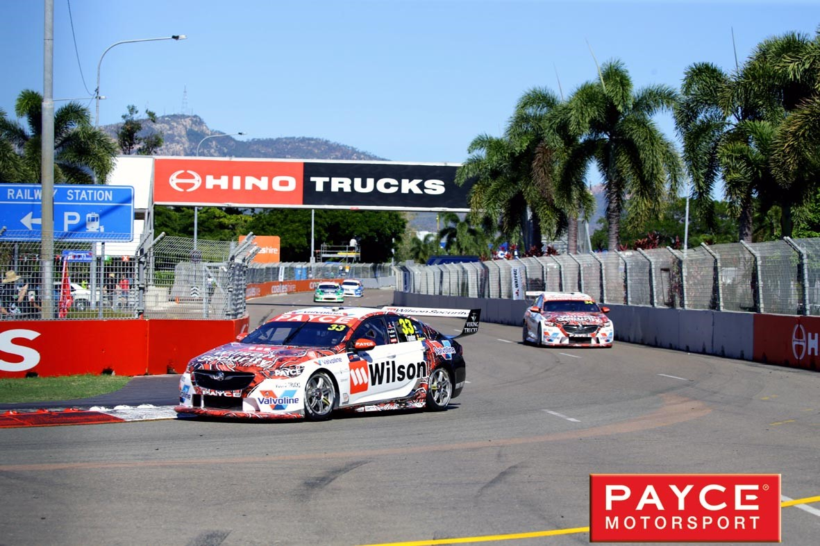Townsville turns on the warm weather and action-packed racing