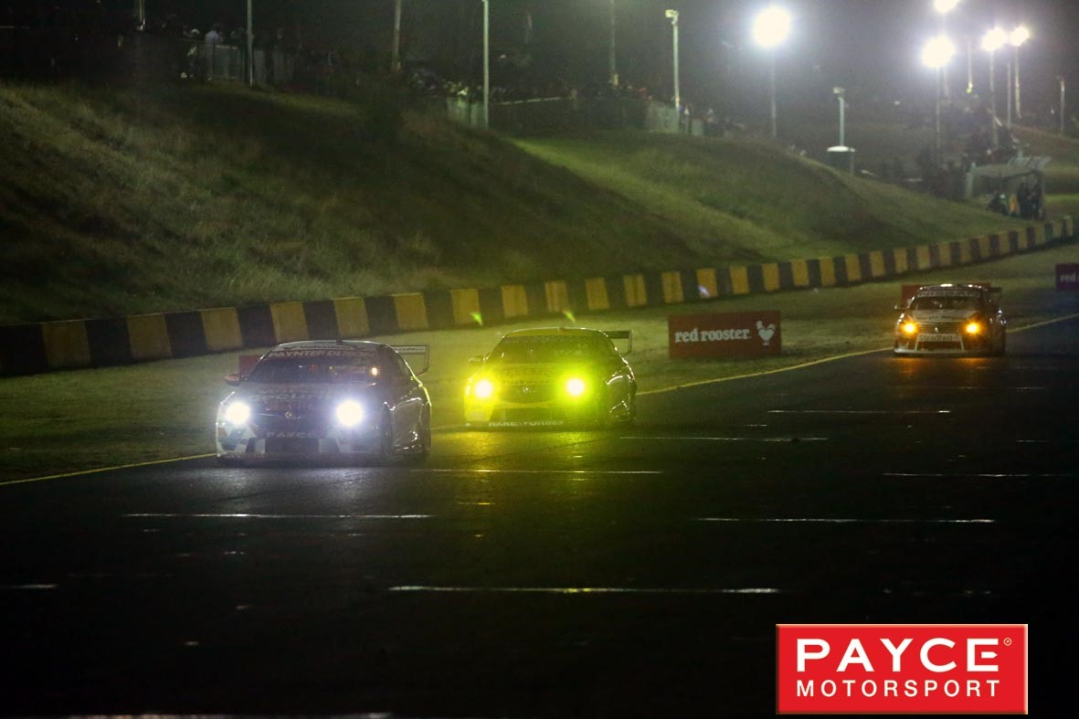 Sydney night race get a big tick from teams and fans
