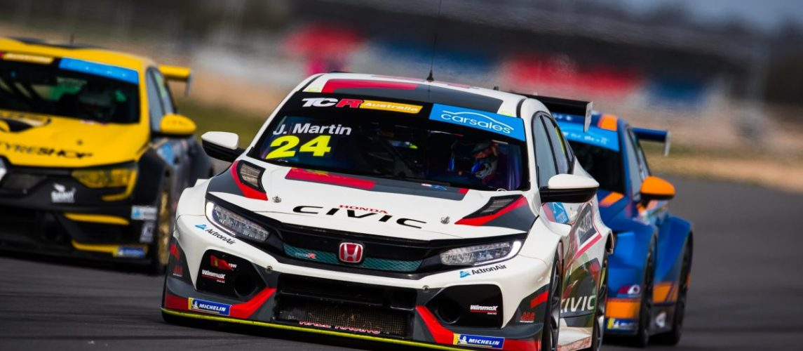 TCR Australia Championship The Bend Round 3 Wrap Up