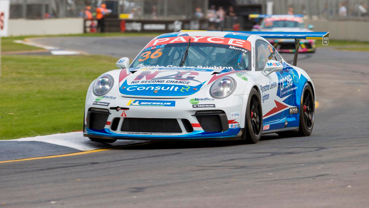 Murray, Grove on top in Adelaide 500 practice