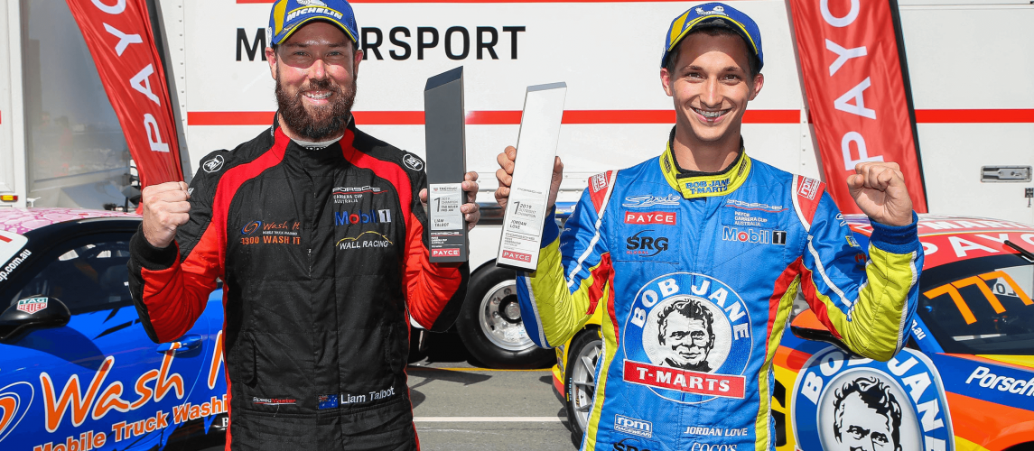 Jordan Love and Liam Talbot crowned 2019 champions